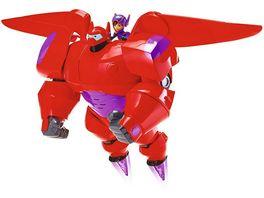 Bandai Flying Baymax und Hiro