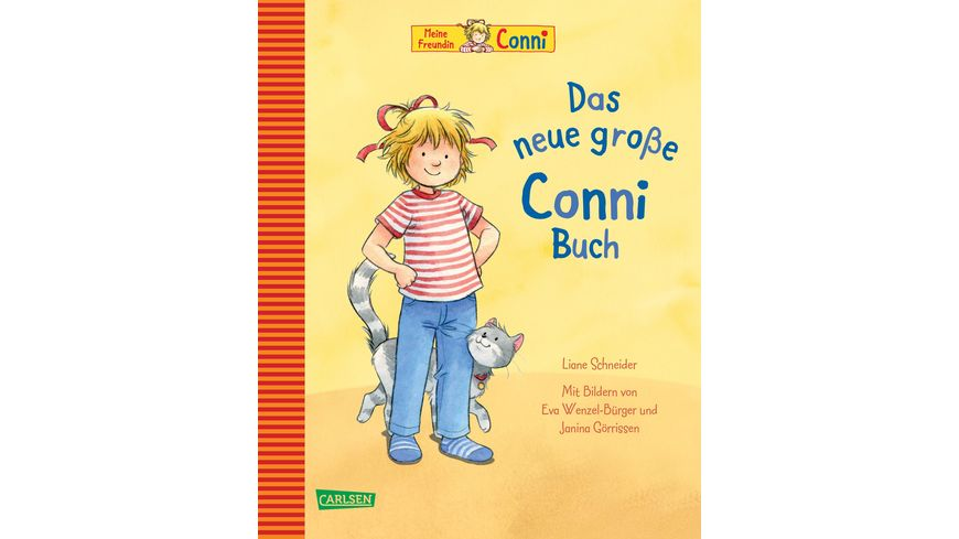 Conni Bilderbuecher Das neue grosse Conni Buch