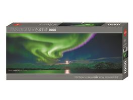Heye Panoramapuzzle 1000 Teile Polar Light