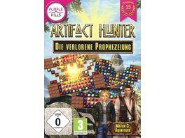 Artifact Hunter Die verlorene Prophezeiung