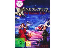 Crime Secrets Die blutrote Lilie