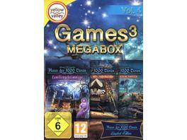 Games3 MegaBox Vol 4 Limited Yellow Valley E