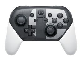 Nintendo Switch Pro Controller Super Smash