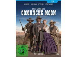 Comanche Moon Alle 3 Teile