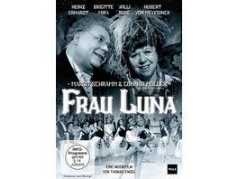 Frau Luna Frau Luna Phantastischer Musikfilm mit Heinz Erhardt Brigitte Mira und Willi Rose