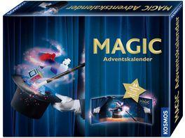 KOSMOS Magic Adventskalender 2018
