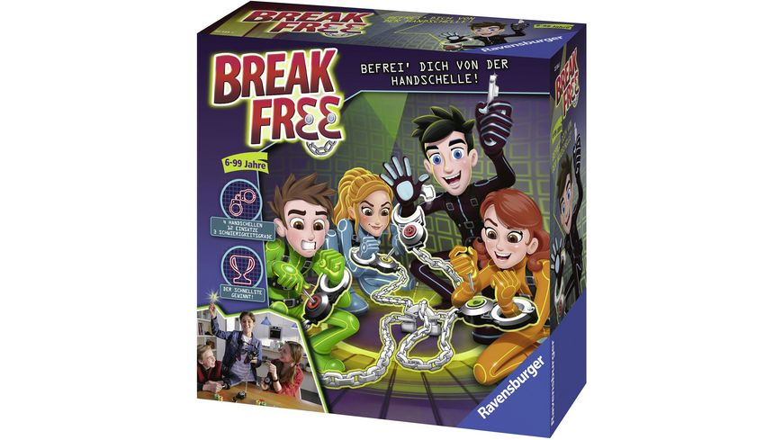 Ravensburger Spiel Break Free