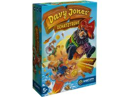 HCM Kinzel Davy Jones Schatztruhe