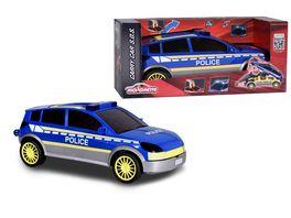 Majorette Carry Car Polizei
