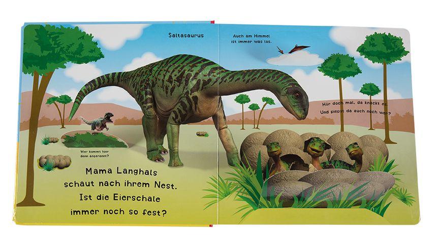 Kleiner Dino wo sind deine Freunde