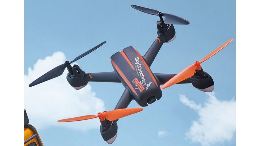 drive fly SkyWatcher GPS