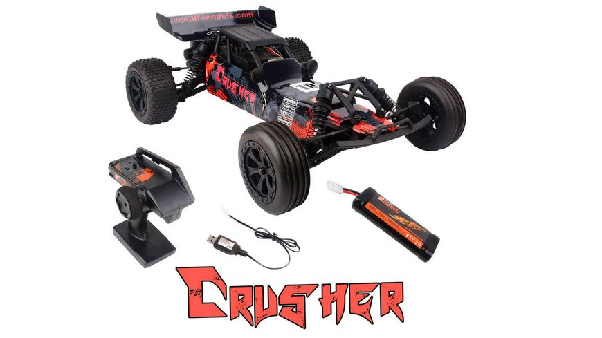 drive & fly - Crusher Race Buggy - RTR