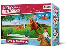 CRAZE Bibi Tina Turnierset Tina Amadeus