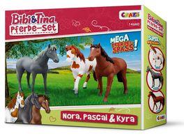 CRAZE Bibi Tina Pferde Set