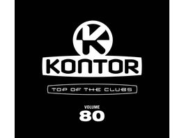Kontor Top Of The Clubs Vol 80