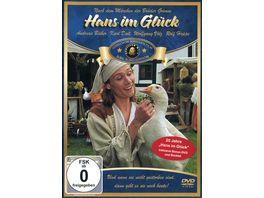 Hans im Glueck Jubilaeumsedition mit Bonus DVD und Booklet Limitiert 2 DVDs