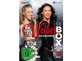 Vorstadtweiber Die Kultserienbox Staffel 1 3 Alle Folgen auf 9 DVDs