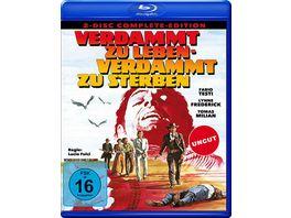 Verdammt zu leben Verdammt zu sterben Complete Edition Uncut DVD