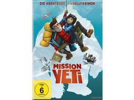 Mission Yeti Die Abenteuer von Nelly Simon