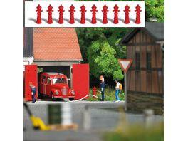 BUSCH 7774 H0 Hydranten