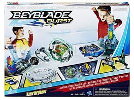 Hasbro Beyblade Burst Avatar Attack Battle Set