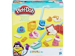 Hasbro Play Doh Tierarzt Set