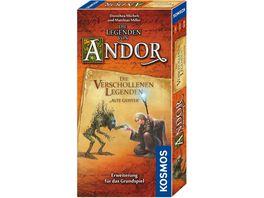 KOSMOS Die Legenden von Andor Die verschollenen Legenden Alte Geister