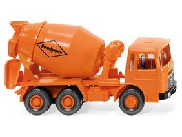 Wiking 068204 Betonmischer MAN Readymix