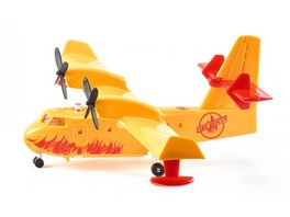 SIKU 1793 Loeschflugzeug