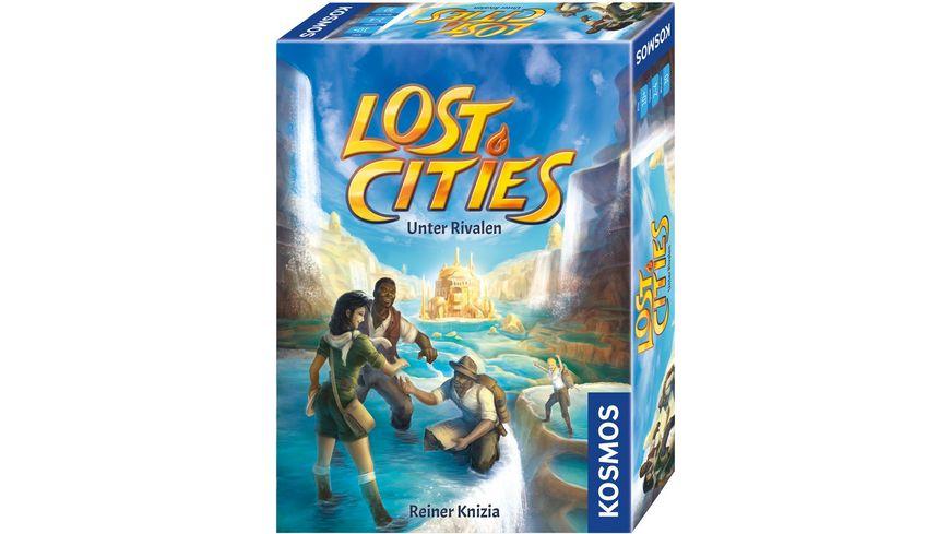 KOSMOS Lost Cities Unter Rivalen