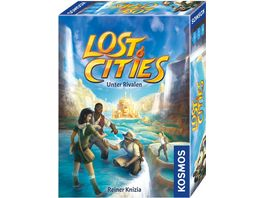 KOSMOS Lost Cities Unter Rivalen