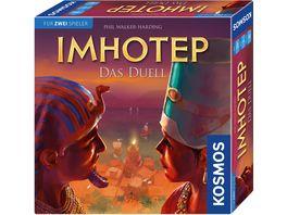KOSMOS Imhotep Das Duell
