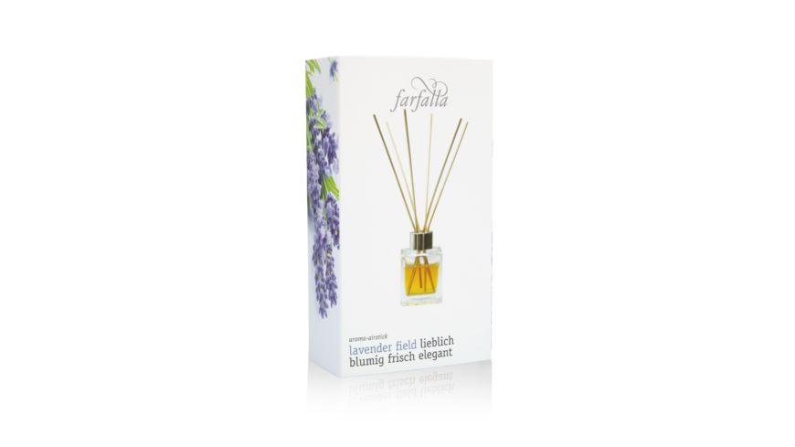 Farfalla Aroma Airstick Lavender field