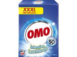 OMO Vollwaschmittel Pulver 100 WL