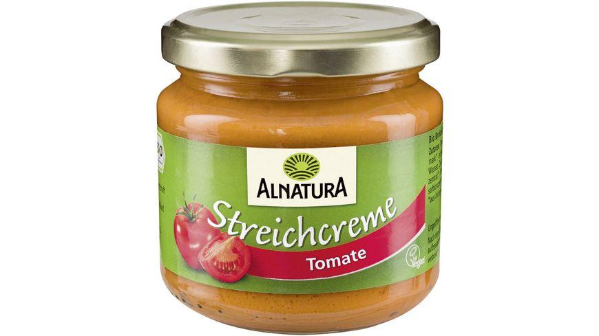 Alnatura Streichcreme Tomate