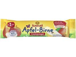 Alnatura Fruechteriegel Apfel Birne Baby 23G