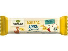 Alnatura Fruechteriegel Banane Apfel