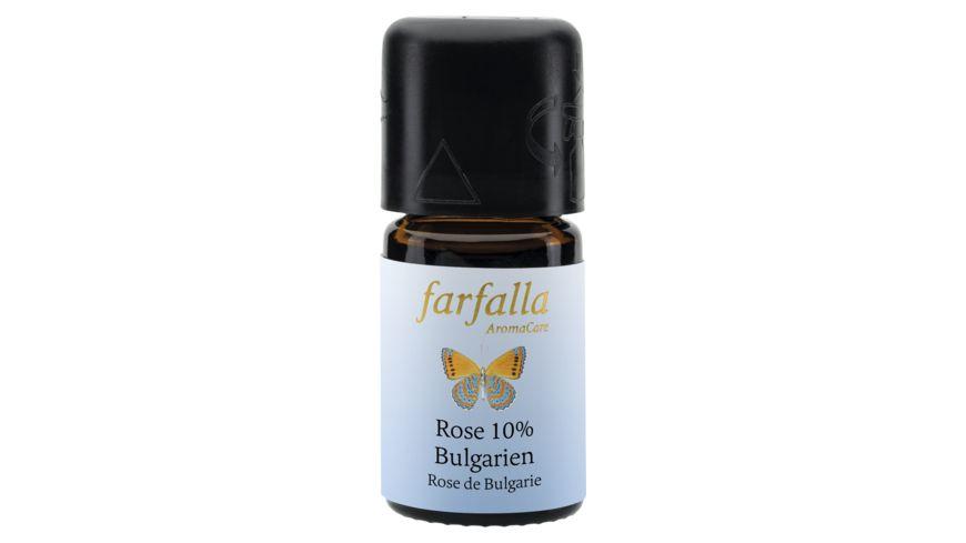 Farfalla Rose Bulgarien 10% (90% Alk.) Selektion