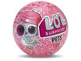 L O L SURPRISE Pets Serie 4