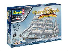 Revell 05695 Geschenkset Gorch Fock 60Th Annivers