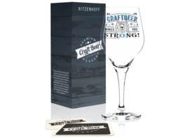 RITZENHOFF Craft Beer Bierglas K Stockebrand