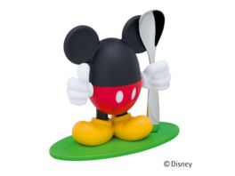 WMF Eierbecher Mickey Mouse mit Loeffel