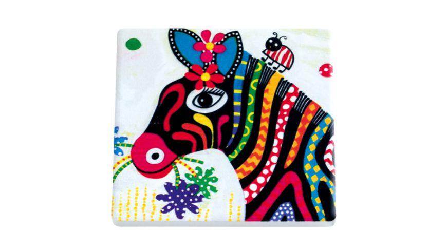 MAXWELL WILLIAMS Smile Style Keramikuntersetzer Stripes