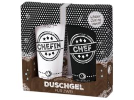 la vida Duschgel FUeR ZWEI Chef Chefin