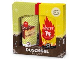 la vida Duschgel FUeR ZWEI Suess Scharf