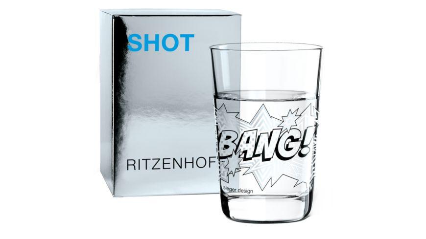 RITZENHOFF Schnapsglas Sieger Design