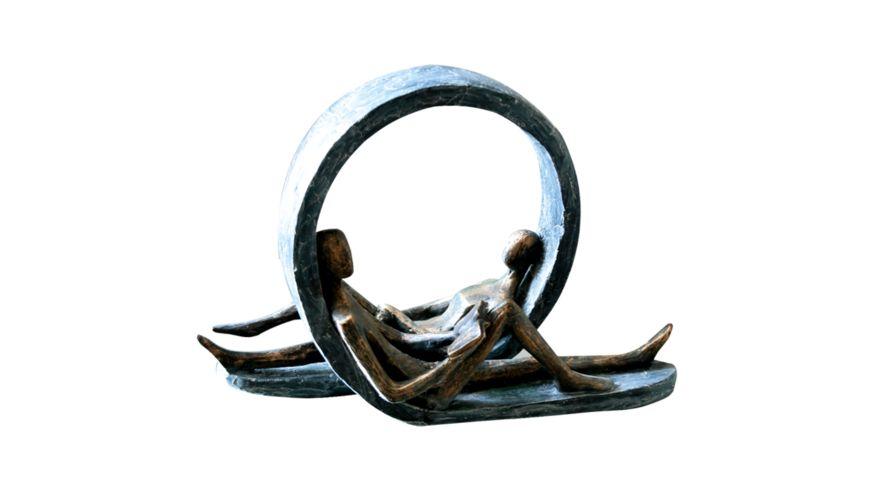 Casablanca Skulptur Auszeit