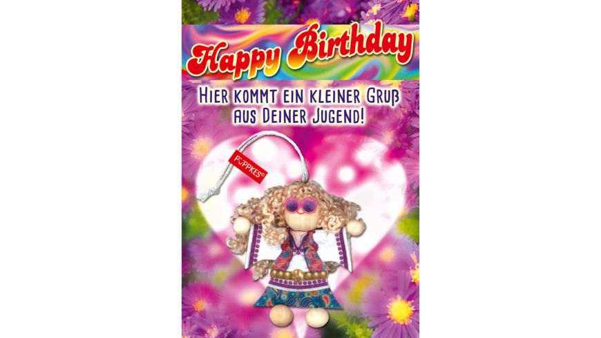 JOJO Happy Birthday Pueppkes