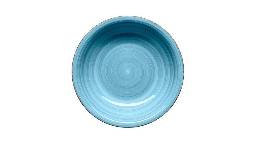 MAeSER Teller tief Bel Tempo blau