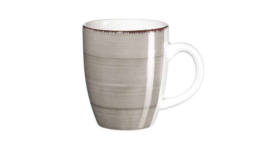 MAeSER Kaffeebecher grau